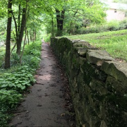 58 miles of stone walls