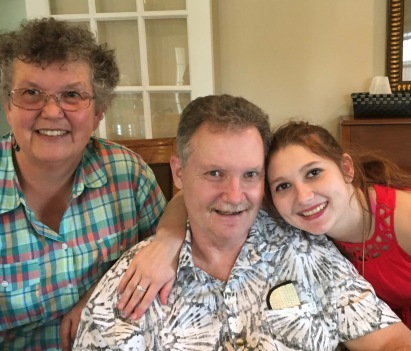 Brenda, Roger, Hayley